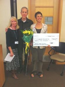 Tour des Chutes Contribution to the St Charles Cancer Survivorship Center